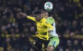 Vắng Aubameyang và Pulisic, Dortmund bất lực rớt xuống thứ 4 Bundesliga