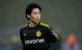 Kagawa giải cứu Dortmund khỏi thất bại muối mặt trước Hertha Berlin