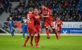 Huỷ diệt Hoffenheim, Leverkusen chính thức lên nhì bảng Bundesliga