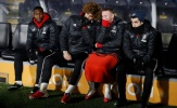Rooney ăn mừng hụt với đôi giày đặc biệt
