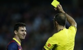 Messi bị treo giò ở CK Cúp Nhà vua?