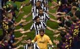 Trung vệ thép Juventus muốn trả thù Barca