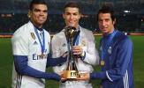 Ronaldo lo lắng vì bạn thân sắp rời Real