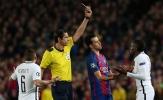 Trọng tài bị nghi 'giúp Barca' nhận phán quyết bất ngờ