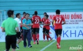 Lượt đi V-League 2017: Tan nát miền Tây