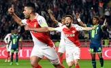 Những thống kê đáng nể của hàng tấn công siêu hạng Monaco