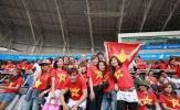 Người hâm mộ cả nước dõi theo U20 Việt Nam trong ngày đi vào lịch sử