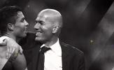 Zidane chế ngự đội bóng Hoàng gia như thế nào?