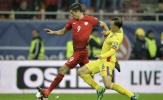 Lewandowski bắt kịp Ronaldo nhờ hat-trick cho Ba Lan