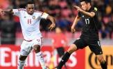 Thái Lan đánh rơi chiến thắng phút bù giờ