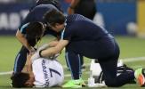Ngôi sao Hàn Quốc của Tottenham bị gãy tay ở vòng loại World Cup