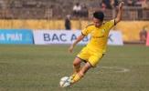 SLNA giữ chân thành công tiền vệ trẻ thêm 2 năm