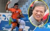 Điểm tin bóng đá Việt Nam tối 22/06: HLV Lê Thụy Hải phản đối cầu thủ nhập tịch lên tuyển