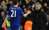 M.U chiêu mộ Nemanja Matic: Mourinho có máy quét hạng sang!