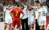 Marco Reus và trò đùa nghiệt ngã tại Die Mannschaft