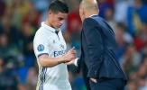 Luật mới của UEFA cho phép James Rodriguez đối đầu Real tại C1