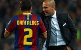 Tại sao Dani Alves quay lưng với Man City để chọn PSG?