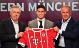 Vì sao Bayern Munich cần có 'bom tấn' James Rodriguez?