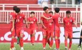 Đá không cho đối thủ thấy thủ môn, U23 Hàn Quốc lập kỷ lục về tỷ số