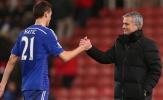 Tân binh cuối cùng của Mourinho là ai?