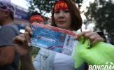 Khán giả bàng hoàng vì mua nhầm vé giả trước đại chiến của U22 Việt Nam