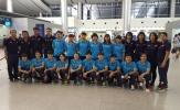 ĐT Futsal nữ Việt Nam lên đường tập huấn tại Nhật Bản