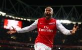 Thierry Henry và những bước chạy đáng nhớ của 'Đứa con thần gió'