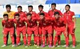 U16 Việt Nam hội quân chuẩn bị cho vòng loại U16 châu Á 2018
