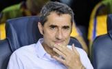 Barcelona vĩ đại bị tầm thường hóa dưới thời Ernesto Valverde