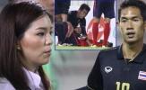 Nữ trưởng đoàn Thái Lan 'xuất chiêu' chiến U22 Việt Nam