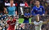 Điều gì giúp 5 đội bóng Anh đứng đầu bảng tại Champions League?