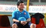 HLV Trương Việt Hoàng xin từ chức vì bị BLĐ Hải Phòng gây khó dễ?