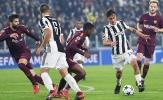 Khoảnh khắc Champions League: Juventus, Barcelona và sự tôn trọng trong bóng đá
