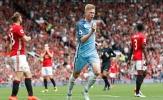 Vòng 16 Premier League: Old Trafford 'run sợ' Man City