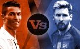 Ronaldo: 'Tôi vinh dự được tranh đấu cùng Messi'