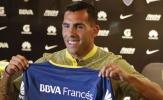 Tevez trở về Boca Juniors: Tạm biệt 'cơn ác mộng' Trung Quốc