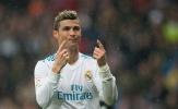 Giá của Ronaldo giảm mạnh trên thị trường