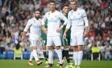 Vì sao Real Madrid khủng hoảng ở La Liga?