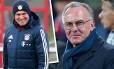 Karl Rummenigge: Bayern không thể để Jupp ra đi dễ dàng như vậy