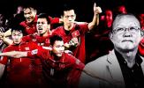 Bóng đá Việt Nam và những thời khắc lịch sử!