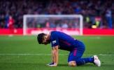 """Sau 6 năm Barca mới hoàn toàn """"im tiếng"""" trong hiệp 1"""