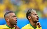 ĐT Brazil xác định 15 cầu thủ đầu tiên dự World Cup