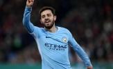 Ngạc nhiên về cầu thủ chơi nhiều trận nhất của Man City