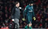 Tương lai Petr Cech: Khi đẳng cấp không thắng nổi thời gian