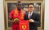 'Bom xịt' Jackson Martinez bị đội bóng Trung Quốc thanh lý hợp đồng