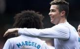 Tốc độ ghi bàn kinh ngạc của Ronaldo trong năm 2018