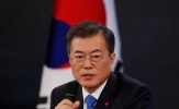 Tổng thống Hàn Quốc muốn gặp HLV Park Hang-seo tại Việt Nam