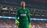Thủ môn Atletico hé lộ tương lai, Arsenal và Real mừng thầm