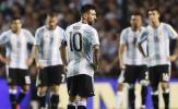 Có một rừng sao, nhưng lý do gì Argentina vẫn không tỏa sáng?
