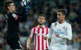 Sự trả thù của Kepa ám ảnh Real Madrid?